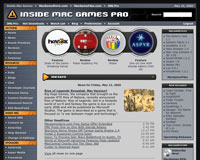 Website: Inside Mac Games
