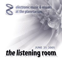 Flyer: The Listening Room (Calgary) 2005