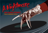 Flyer: A Nightmare On Davie Street